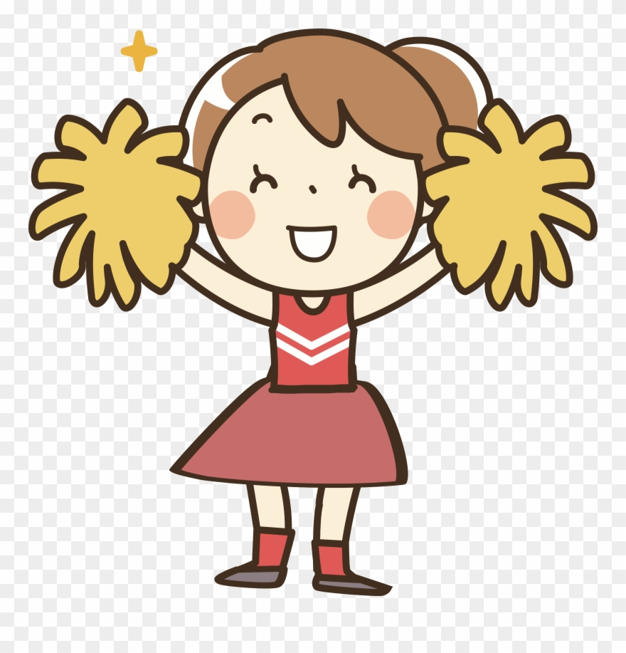 Clothes Clipart Cheerleader.