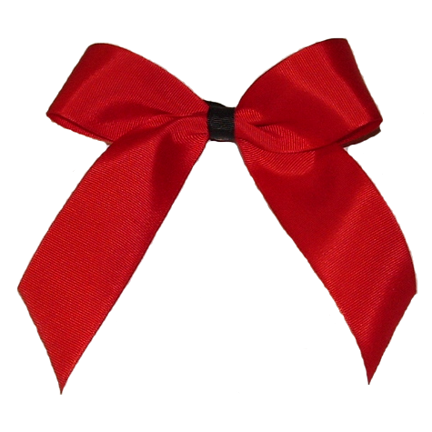 SMALL CLASSIC HAIR BOW.