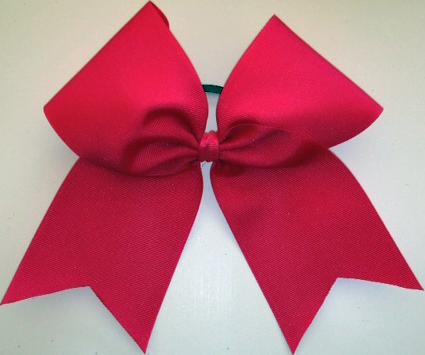 The Basic Soft Cheer Bow.