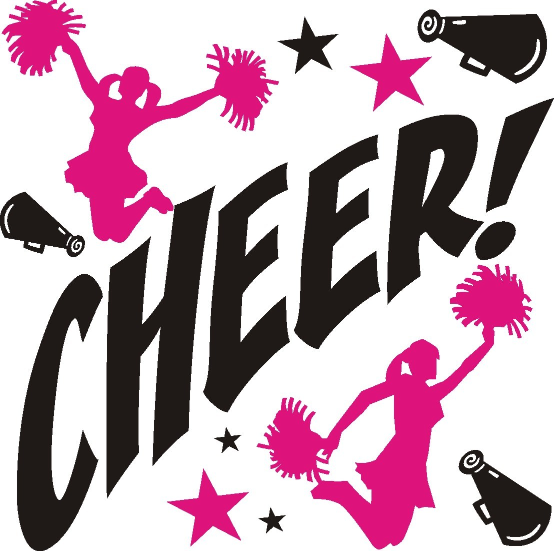 Cheer camp clipart 4 » Clipart Portal.
