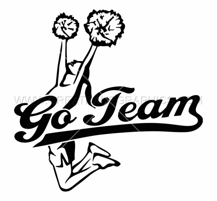 Pin Cheer Megaphone Clipart Black And White.