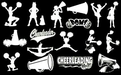 Cheerleading designs for tumblers!.