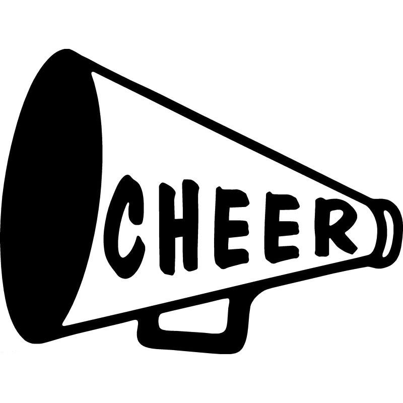 2945 Cheer free clipart.