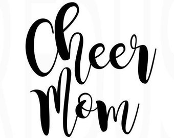 Cheer mom clipart 3 » Clipart Station.