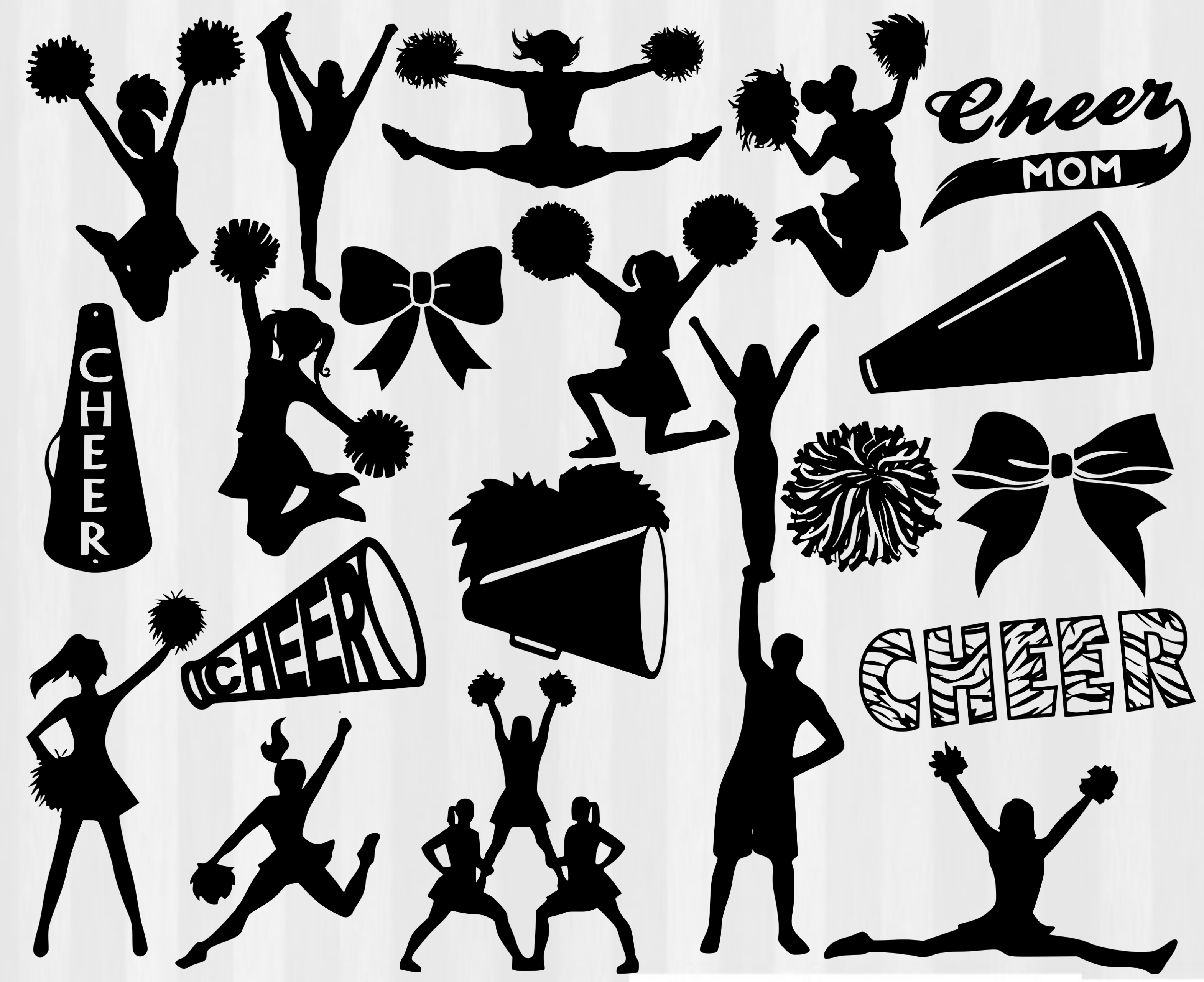 Cheerleading clipart png file for free download and use images in.