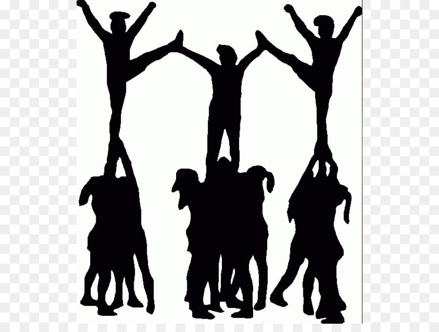 Cheerleading clipart cheerleading stunt, Picture #174051.