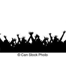 Cheering Clipart and Stock Illustrations. 15,536 Cheering vector.