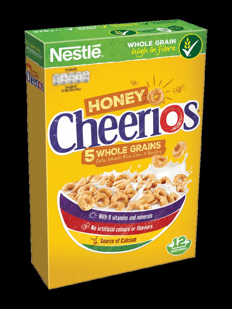 Nestlé Cheerios.