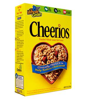 Cheerios — Latest News, Images and Photos — CrypticImages.