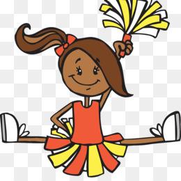 Funny Cartoon Cheerleader Pictures.