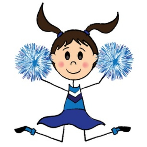 Cheer Clipart.
