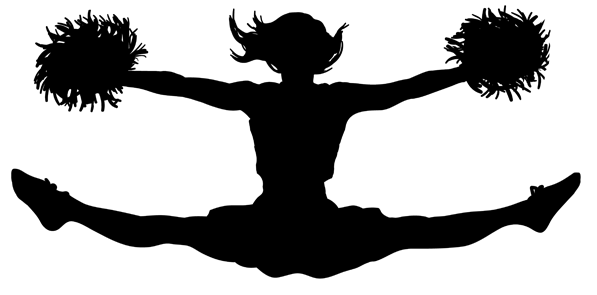Cheerleading clipart, Cheerleading Transparent FREE for.