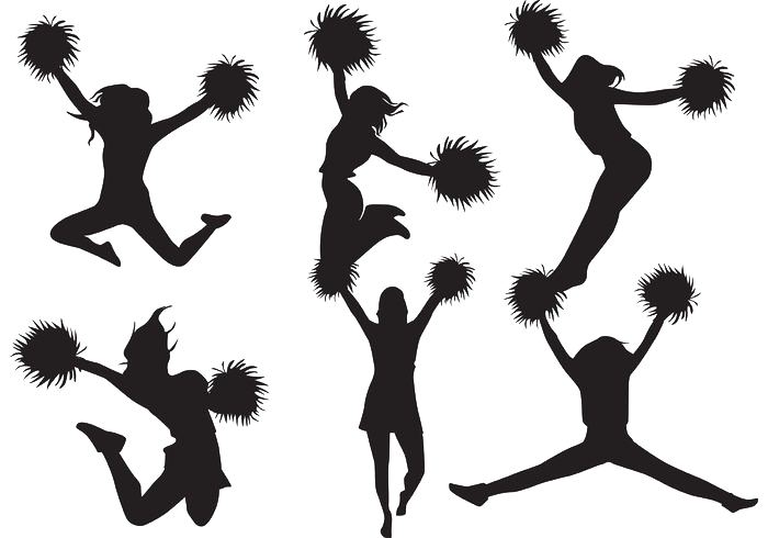 Cheerleading Scalable Vector Graphics Clip art.