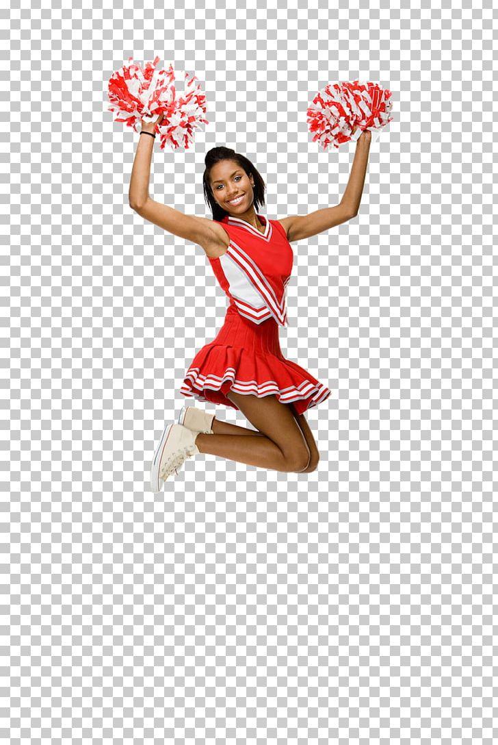 Cheerleading Stock Photography Jumping Pom.