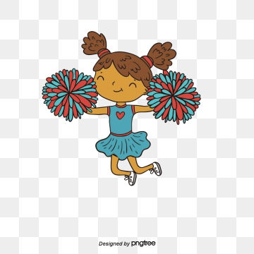 Cheerleader Png, Vector, PSD, and Clipart With Transparent.