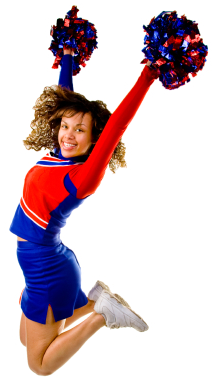 Cheerleading Is One Of The Most Popular #31122.