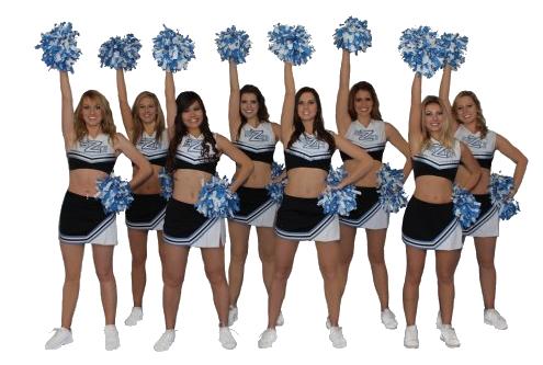 Download Cheerleader Transparent PNG.