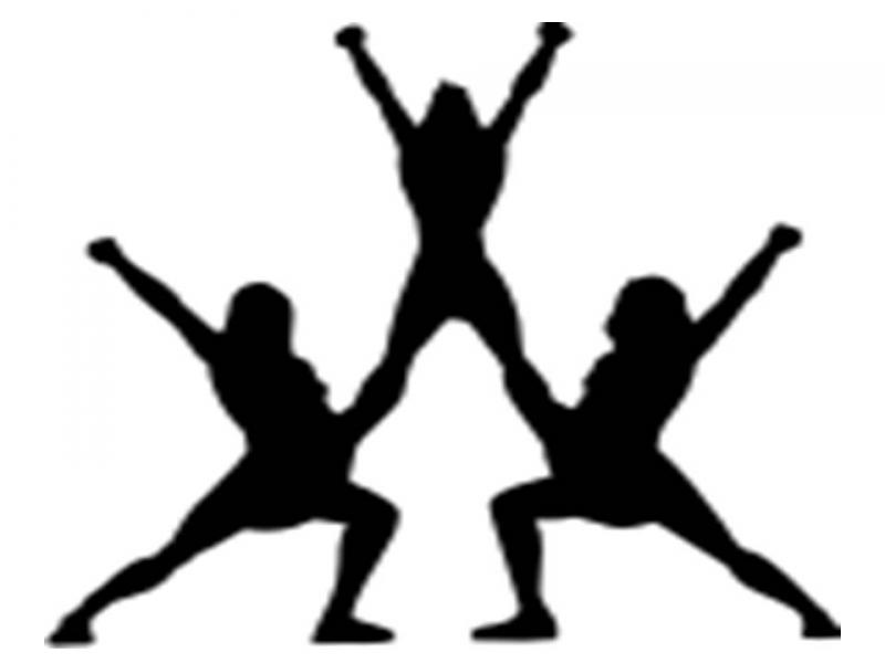 Free Cheer Stunt Cliparts, Download Free Clip Art, Free Clip.