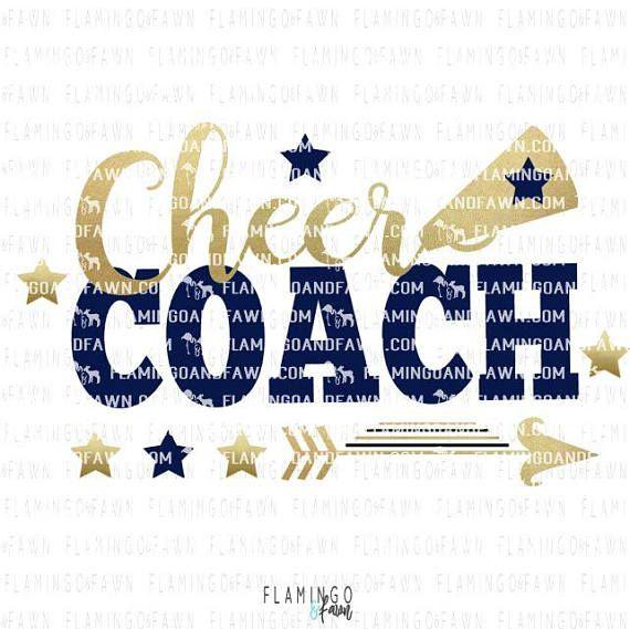 cheer coach svg, cheer svg, coach svg, svg cheer.