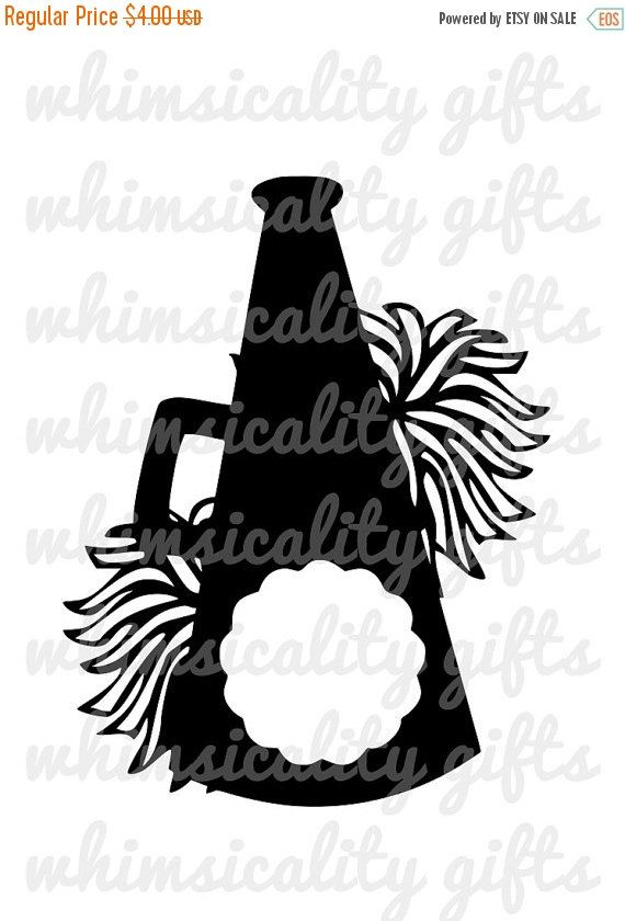 Megaphone And Pom Poms PNG Transparent Megaphone And Pom Poms.PNG.