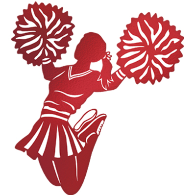 Cheerleading pom poms clipart 2 » Clipart Station.