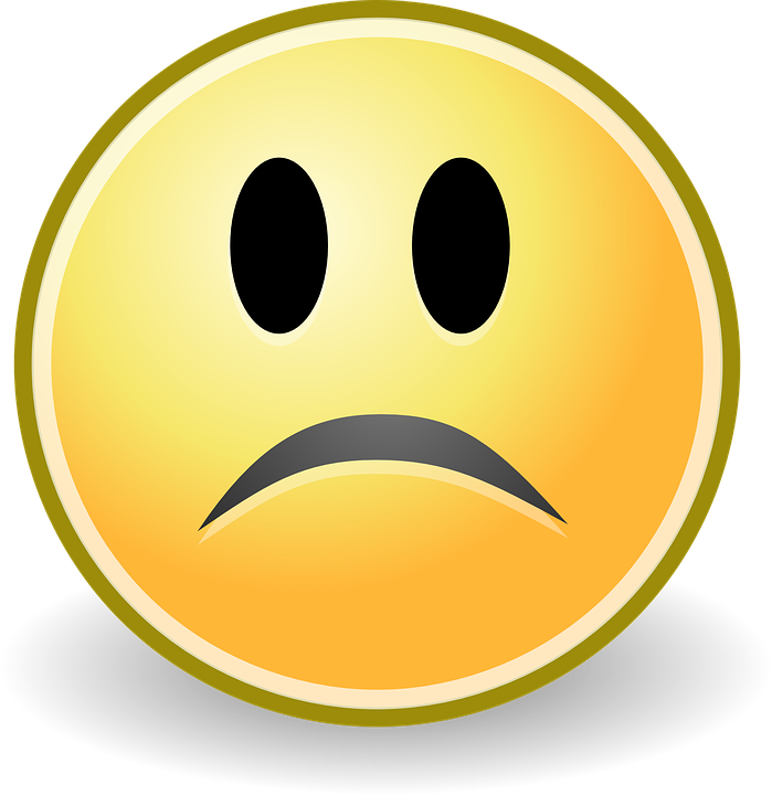 Free vector graphic: Sad, Unhappy, Sorry, Cheerless.