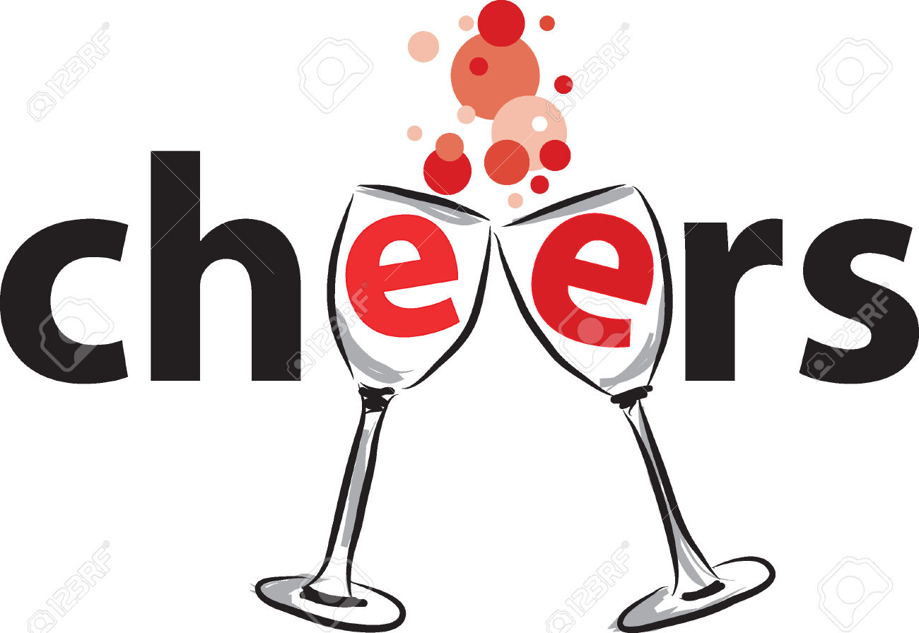 Clipart cheers.