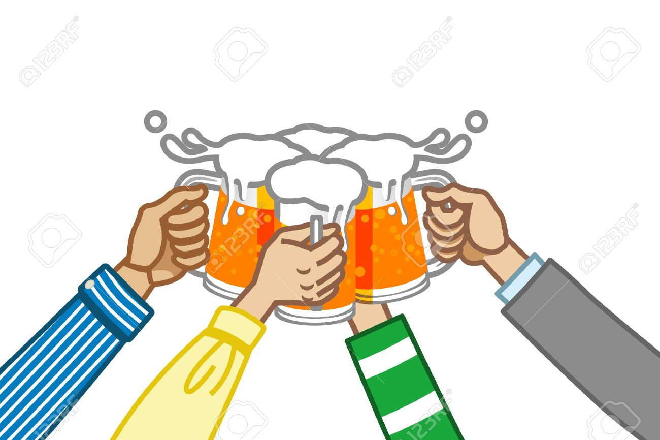 Cheers Clipart & Cheers Clip Art Images.