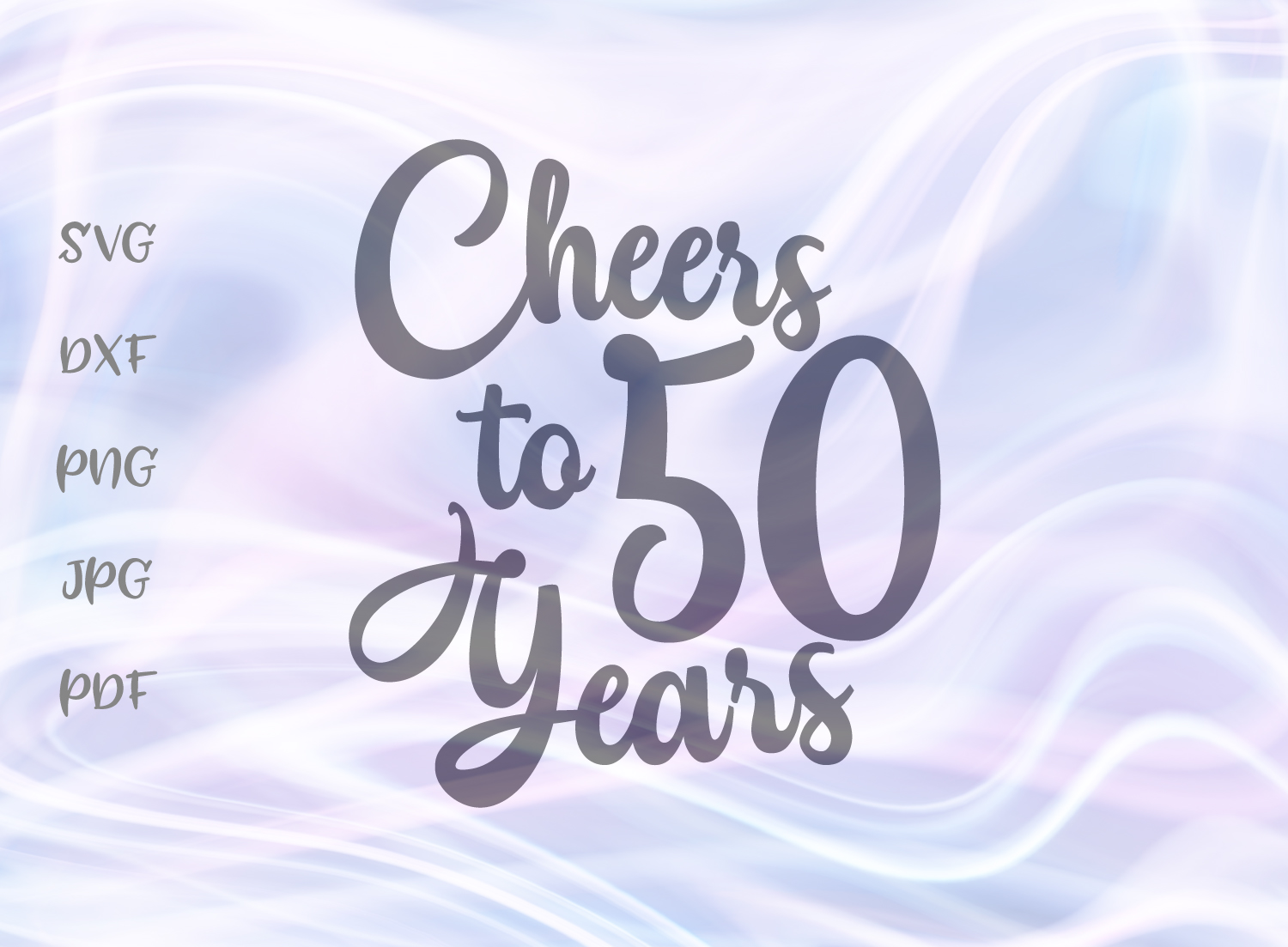 Cheers to 50 years SVG.