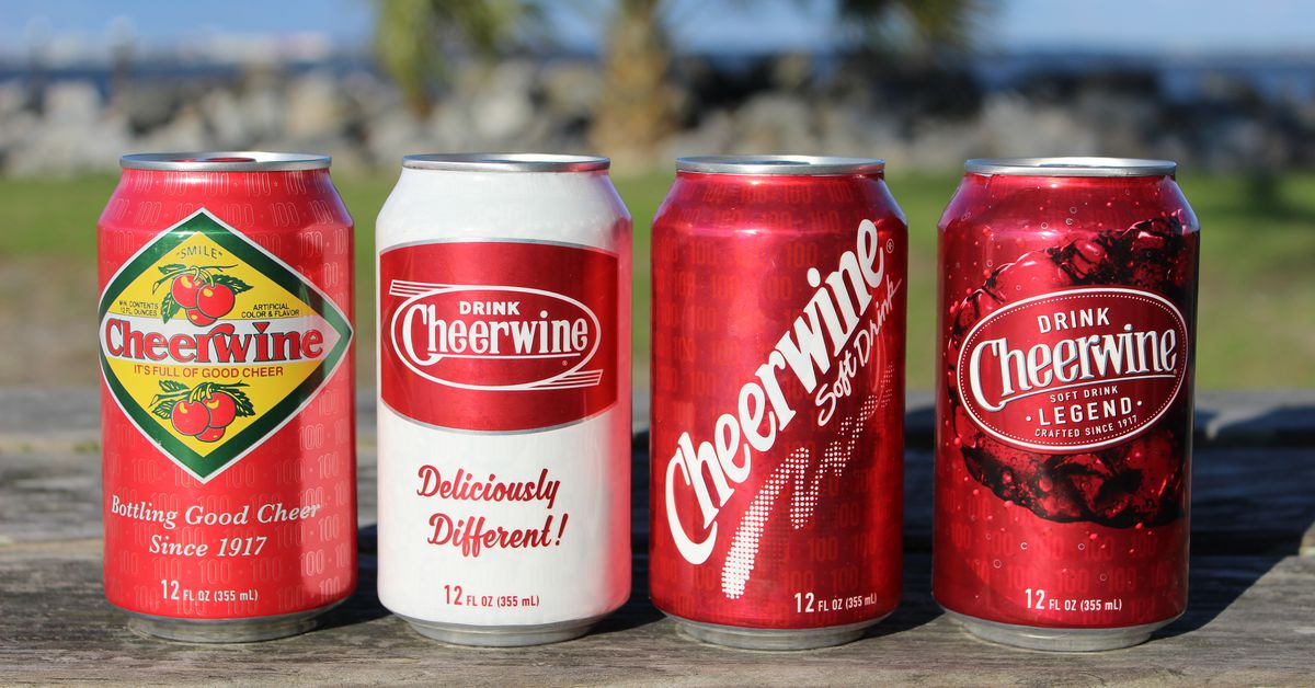 A Brief History of Cheerwine.