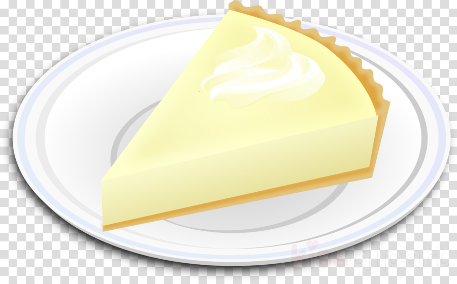 food yellow dish dessert cheesecake clipart.