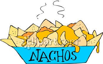 Nachos clip art.