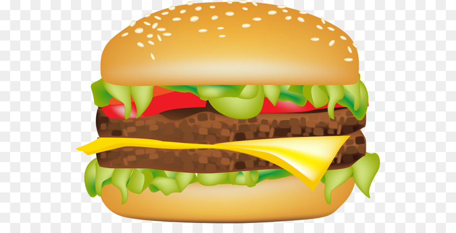 349 Cheeseburger free clipart.