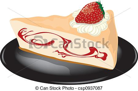 Cheesecake Clipart and Stock Illustrations. 895 Cheesecake vector.