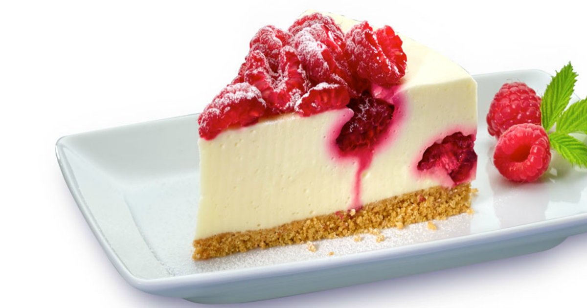 National Cheese Cake Day.