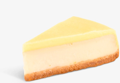 Cheesecake PNG.