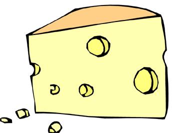 Cheese Clip Art Free.