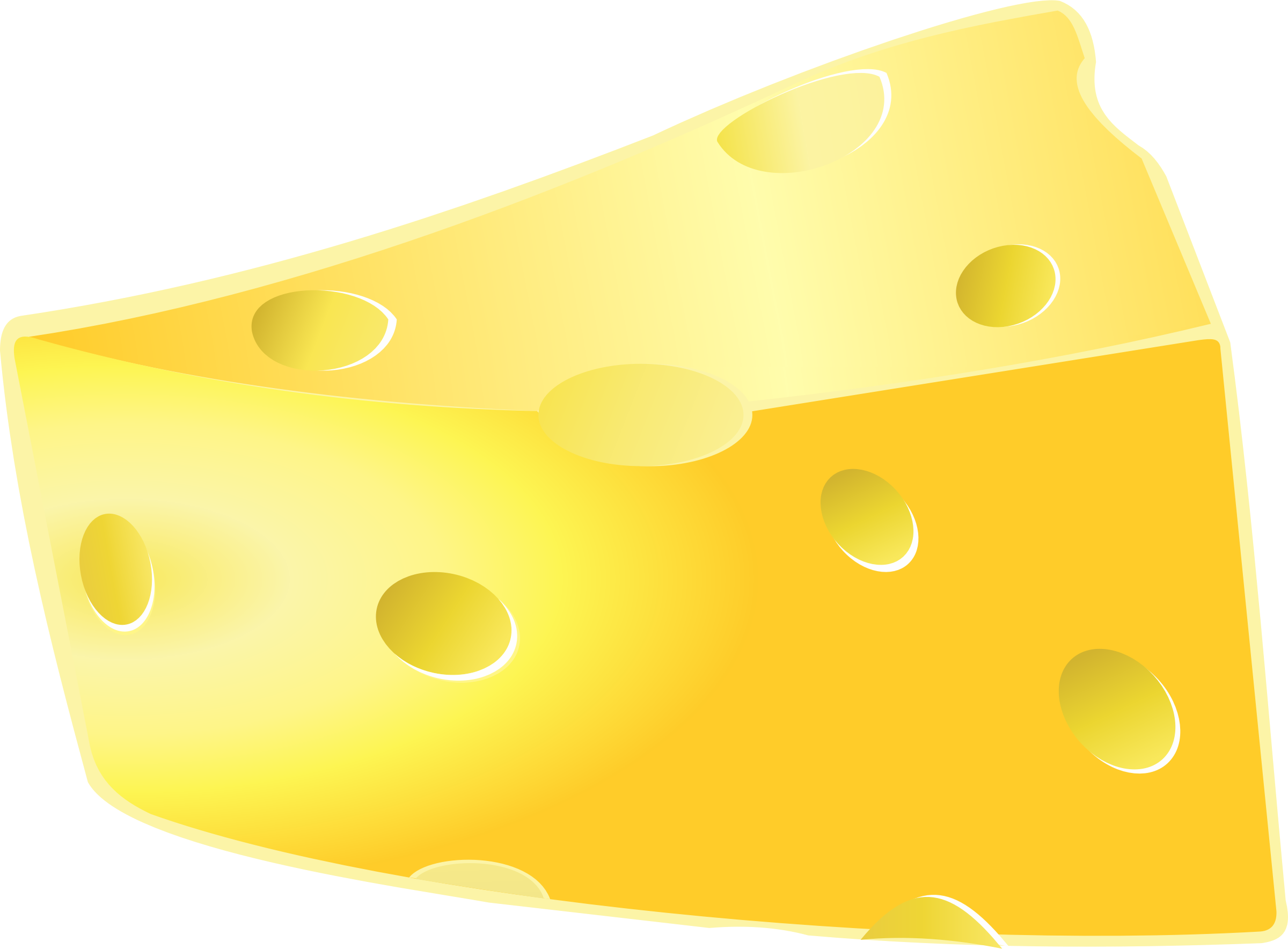 Swiss Cheese Clipart.