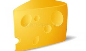 Cheese clip art at vector clip art.