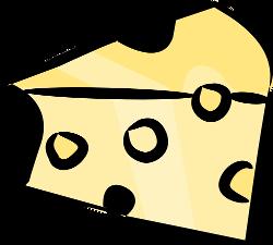 Cheese clip art 2.