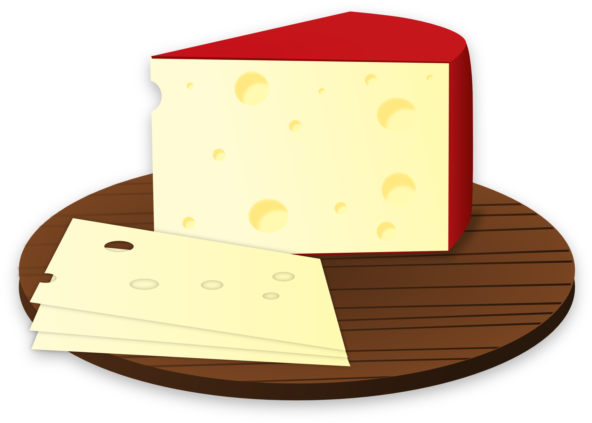 Cheese clipart 6.