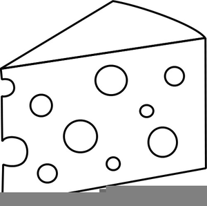 Free Mouse Cheese Clipart.