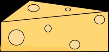 Cheese Clip Art.