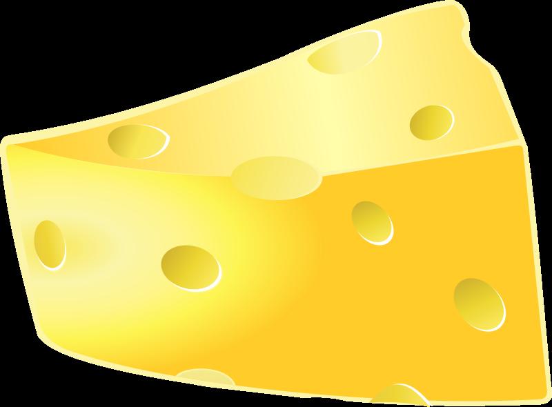 Cut Cheese Clipart.