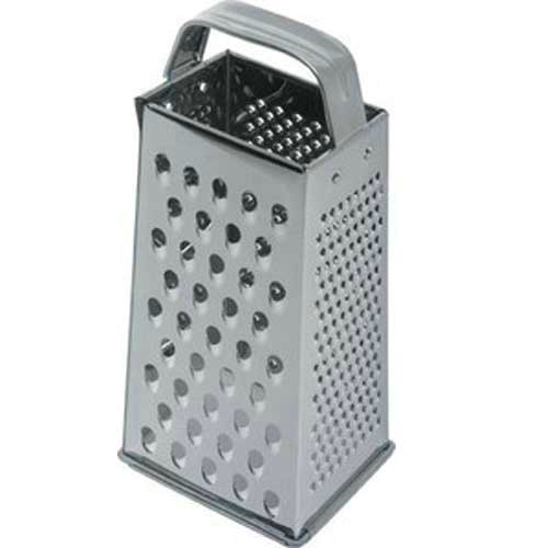 What kind of cheese grater do you like?.