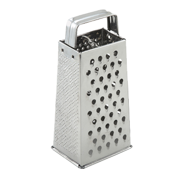 Stainless Steel Manual Cheese Grater With Handle SQG.