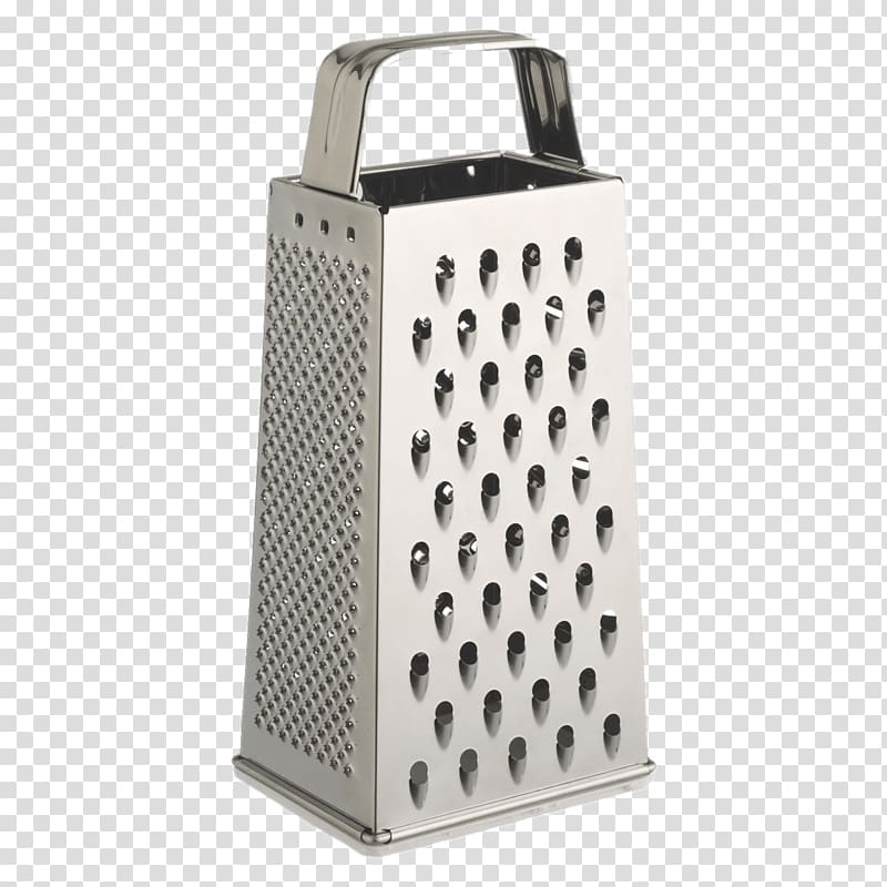Gray steel cheese grater illustration, Grater transparent background.