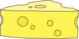 Cheese clipart 4.