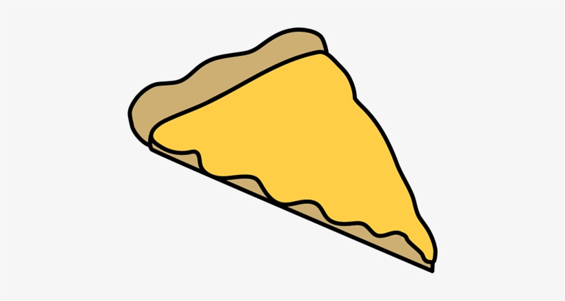 Cheese Pizza Slice.