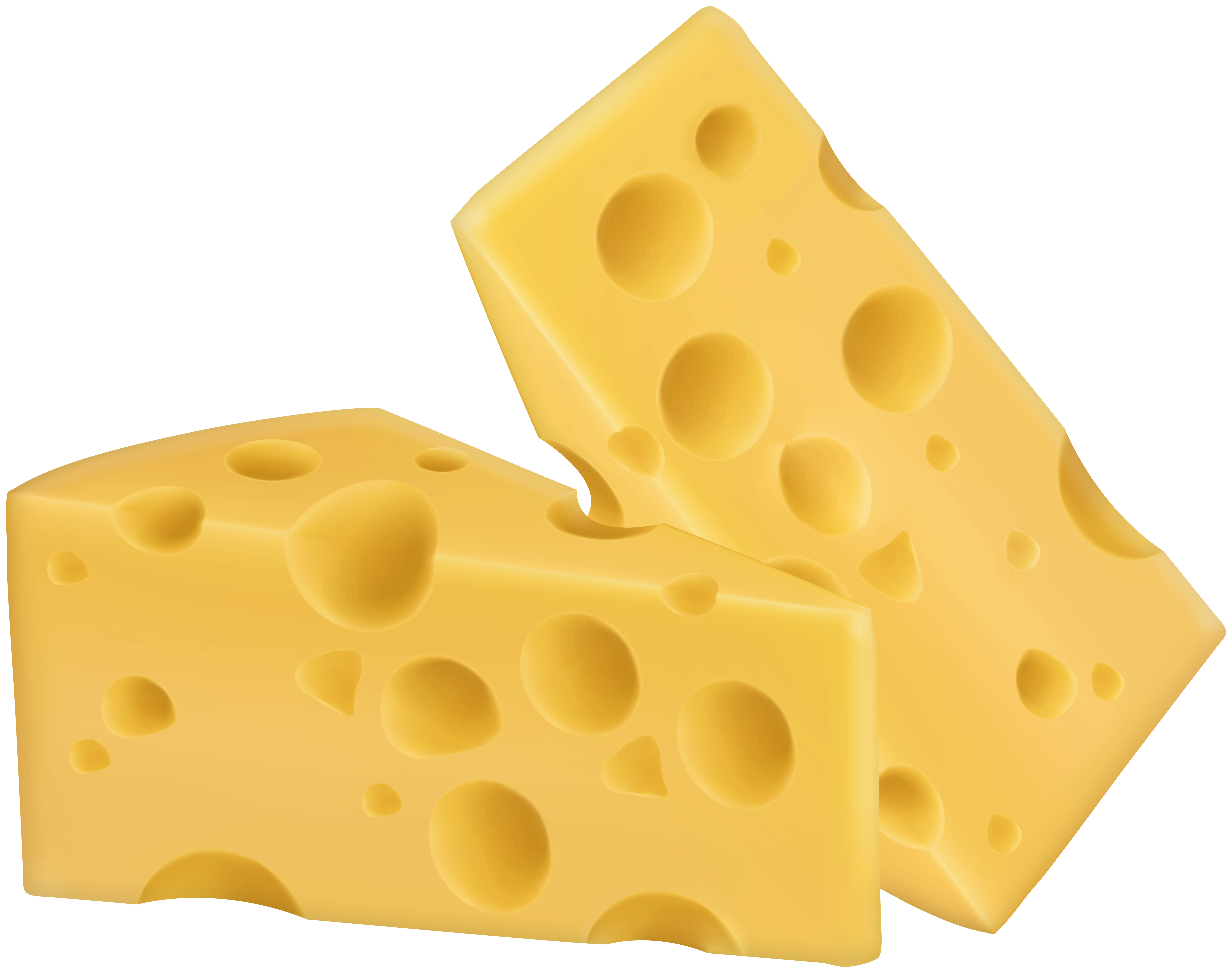 Cheese PNG Clip Art.